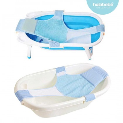 Adjustable Baby Bathtub Safety Seat Support for Baby Shower