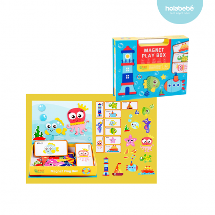 Holabebe Magnet Play Box