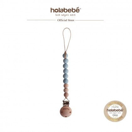 Mushie Cleo Pacifier Clips