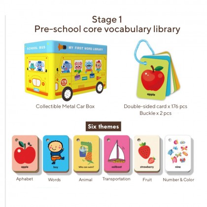 Early Education Vocabulary Learning